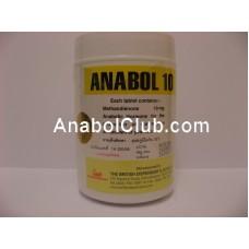 ANABOL 10 (british dispensary)
