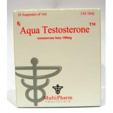 aqua testosterone multipharma