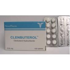 CLENBUTEROL novepharm