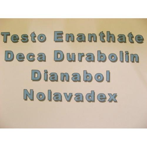 Cycle Avance Testo Enanthate-DecaDurabolin-Dianabol-Sustanon